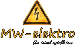 MW-elektro | Uw totaal installateur logo